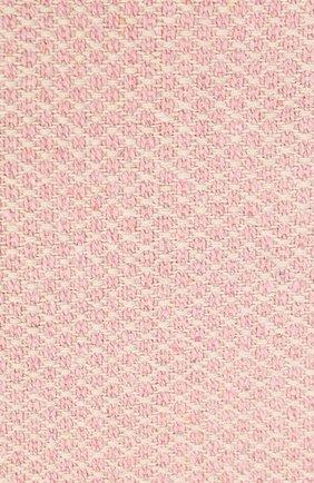 Детского плед BLOOMINGVILLE розового цвета, арт. 40112628 | Фото 2