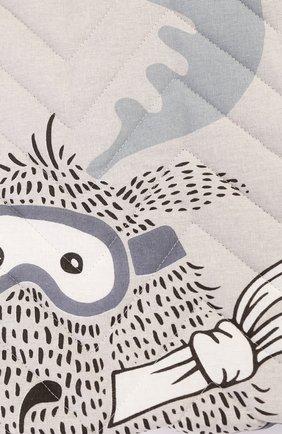 Детского плед-коврик BLOOMINGVILLE голубого цвета, арт. 90168311 | Фото 2