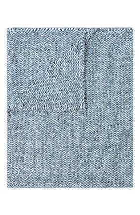 Детского плед BLOOMINGVILLE голубого цвета, арт. 14200738 | Фото 1