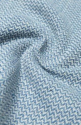 Детского плед BLOOMINGVILLE голубого цвета, арт. 14200738 | Фото 2