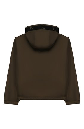 Детского куртка MONCLER хаки цвета, арт. F1-954-1A703-20-68352/8-10A | Фото 2