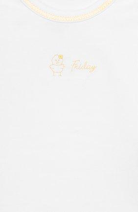 Детское комплект из 7-ми боди KISSY KISSY белого цвета, арт. 28001 | Фото 3