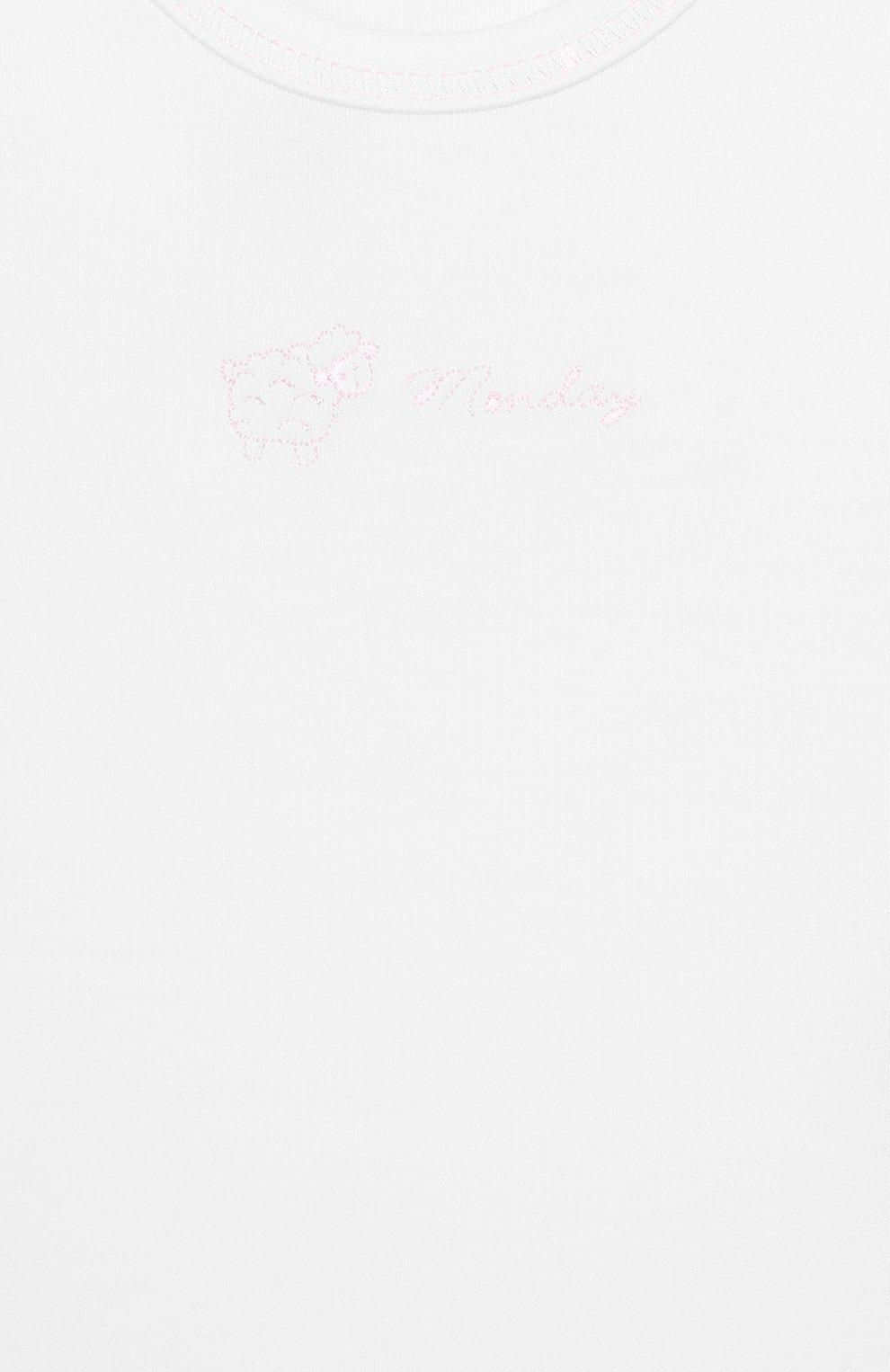 Детское комплект из 7-ми боди KISSY KISSY белого цвета, арт. 28001 | Фото 5