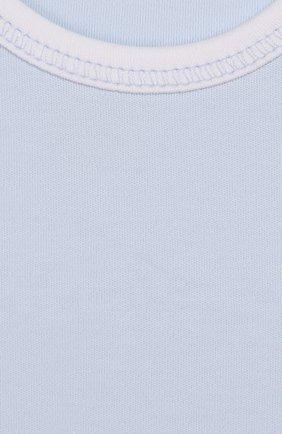 Детское комплект из 3-х боди KISSY KISSY голубого цвета, арт. 38483 | Фото 3