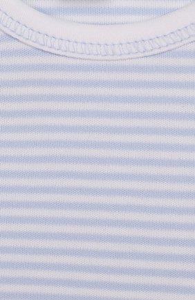 Детское комплект из 3-х боди KISSY KISSY голубого цвета, арт. 38483 | Фото 5