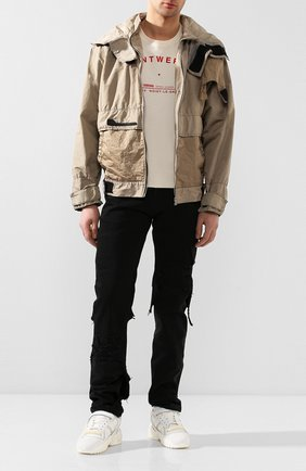 Мужская куртка 1017 ALYX 9SM бежевого цвета, арт. AAM0U0097FA01   Фото 2