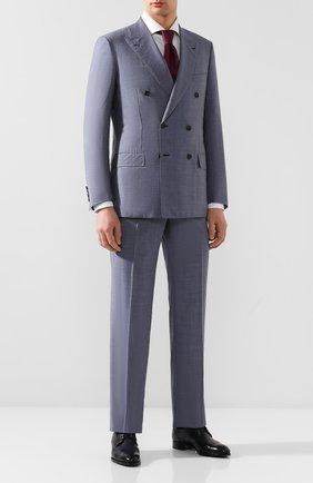 Мужской шерстяной костюм BRIONI голубого цвета, арт. RAH10V/P9A1K/S0CRATE | Фото 1