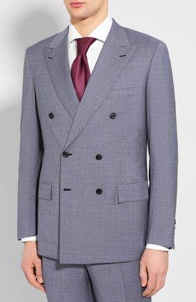 Мужской шерстяной костюм BRIONI голубого цвета, арт. RAH10V/P9A1K/S0CRATE | Фото 2