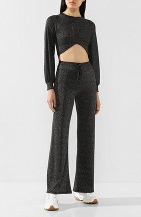 Женские брюки BEACH RIOT черного цвета, арт. BR2473RE19 | Фото 2