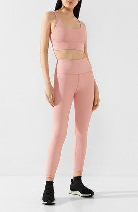 Женские леггинсы BEACH RIOT розового цвета, арт. BR1224RE19 | Фото 2