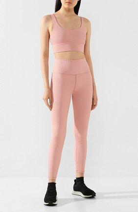 Женская топ BEACH RIOT розового цвета, арт. BR1205RE19 | Фото 2