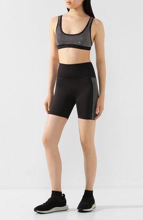 Женские шорты BEACH RIOT черного цвета, арт. BR1128RE19 | Фото 2
