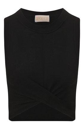 Женская топ BEACH RIOT черного цвета, арт. BR1071FA19 | Фото 1