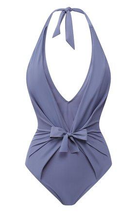 Женский слитный купальник GOTTEX синего цвета, арт. 20VO013 | Фото 1