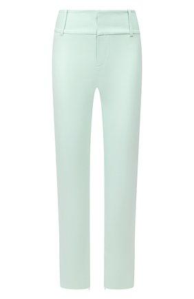 Женские брюки ALICE + OLIVIA светло-зеленого цвета, арт. CC002261102 | Фото 1