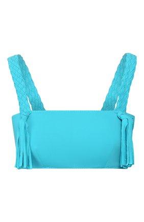 Женский бра-топ CLUBE BOSSA голубого цвета, арт. T143S220 | Фото 1