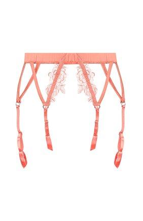 Женский пояс для чулок FLEUR OF ENGLAND розового цвета, арт. FT1634 | Фото 1