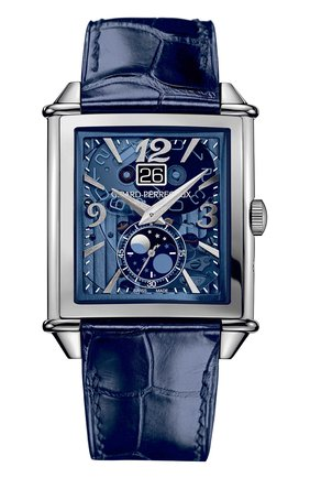 Часы XXL Large Date Steel Blue | Фото №1