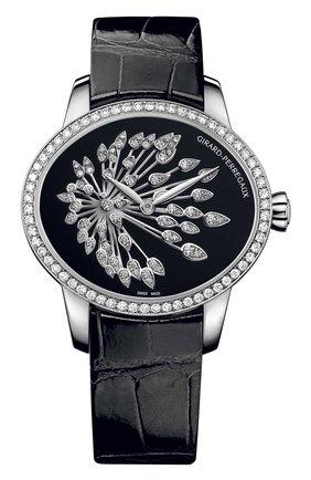 Женские часы anniversary pearl GIRARD-PERREGAUX перламутрового цвета, арт. 80489D53A602-CKHA | Фото 1