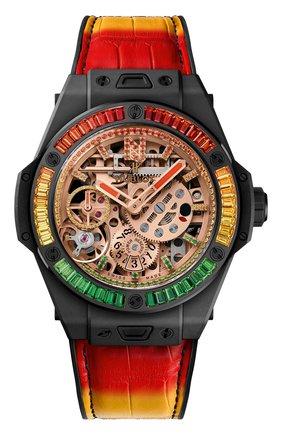 Часы Big Bang Meca-10 Nicky Jam Ceramic X Setting | Фото №1