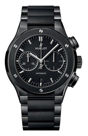 Часы Chronograph Black Magic Bracelet   Фото №1