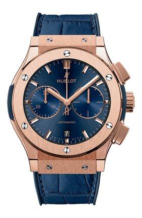 Мужские часы classic fusion classic fusion HUBLOT бесцветного цвета, арт. 521.OX.7180.LR | Фото 1