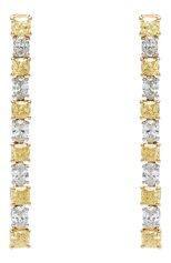 Женские серьги MERCURY бесцветного цвета, арт. ME24109/WYG/CUOV   Фото 1