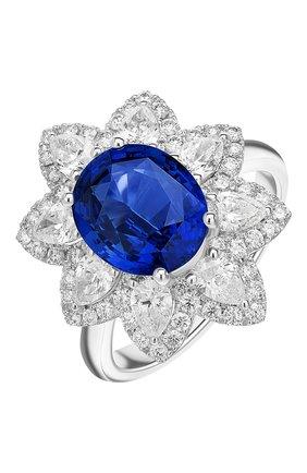 Женские кольцо MERCURY бесцветного цвета, арт. MR24365WS | Фото 1