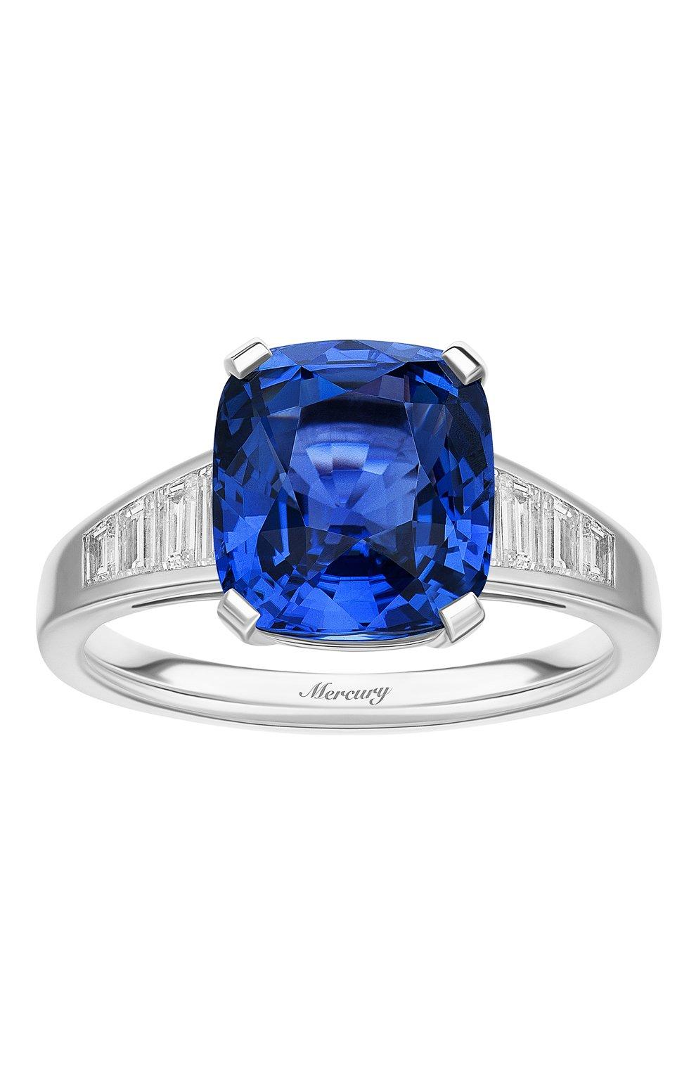 Женские кольцо MERCURY бесцветного цвета, арт. MR24970WS | Фото 2