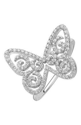 Женские кольцо MESSIKA бесцветного цвета, арт. 05216-WG | Фото 1