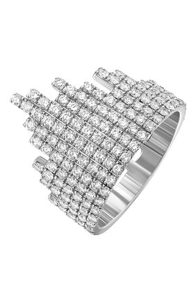 Женские кольцо MESSIKA белого золота цвета, арт. 05874-WG | Фото 1