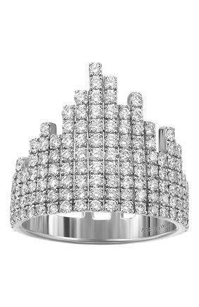 Женские кольцо MESSIKA белого золота цвета, арт. 05874-WG | Фото 2