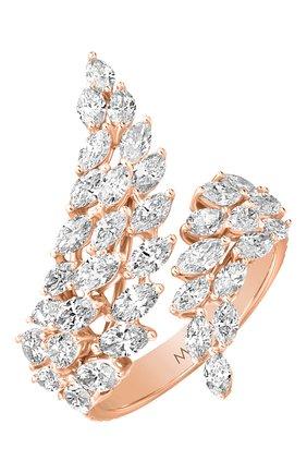 Женские кольцо MESSIKA бесцветного цвета, арт. 06494-PG   Фото 1