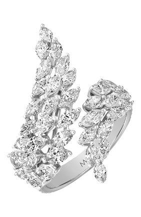 Женские кольцо MESSIKA белого золота цвета, арт. 06494-WG   Фото 1