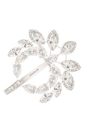 Женские кольцо MESSIKA белого золота цвета, арт. 07424-WG | Фото 1