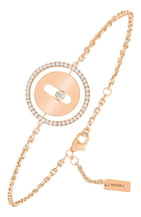 Женские браслет MESSIKA розового золота цвета, арт. 07540-PG | Фото 1