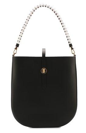Женская сумка anne BURBERRY черного цвета, арт. 8028007 | Фото 1