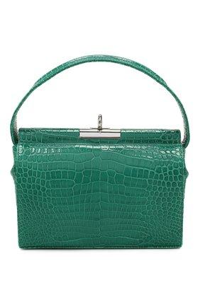 Женская сумка milky GU_DE зеленого цвета, арт. G020SMCL001 | Фото 1