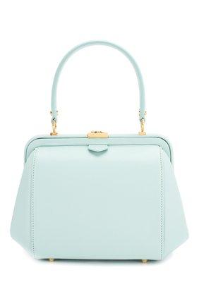 Женская сумка ULYANA SERGEENKO бирюзового цвета, арт. BRS030CLASSX (0313с) | Фото 1