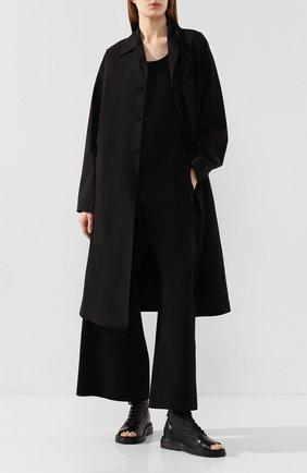 Женские кожаные ботинки MARSELL черного цвета, арт. MW5836/PELLE CANGUR0 | Фото 2