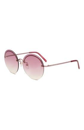 Мужские солнцезащитные очки MARC JACOBS (THE) розового цвета, арт. MARC 406/G 8CQ | Фото 1