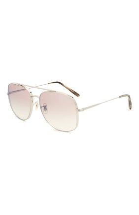 Женские солнцезащитные очки OLIVER PEOPLES сиреневого цвета, арт. 1272S-5036K3 | Фото 1