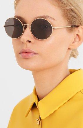 Мужские солнцезащитные очки RAY-BAN серого цвета, арт. 1970-9150B1   Фото 2