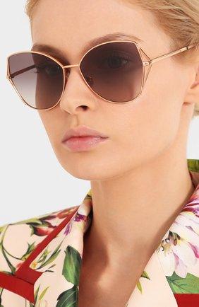 Женские солнцезащитные очки TIFFANY & CO. серого цвета, арт. 3072-61053C | Фото 2