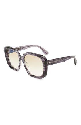 Мужские солнцезащитные очки OLIVER PEOPLES темно-синего цвета, арт. 5428SU-1688K6 | Фото 1