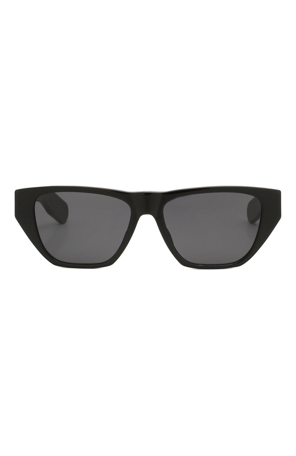 Женские солнцезащитные очки DIOR черного цвета, арт. DI0RINSIDE0UT2 807 | Фото 3