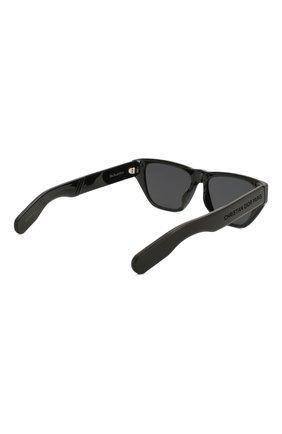 Женские солнцезащитные очки DIOR черного цвета, арт. DI0RINSIDE0UT2 807 | Фото 4