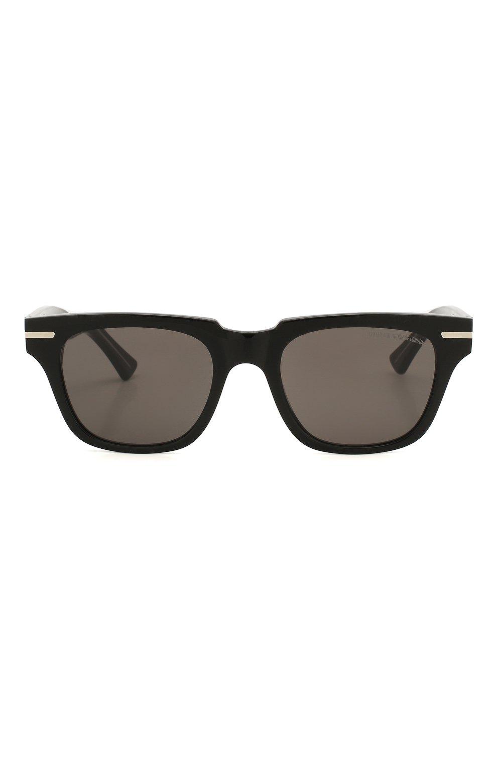 Мужские солнцезащитные очки CUTLERANDGROSS черного цвета, арт. 135505 | Фото 3