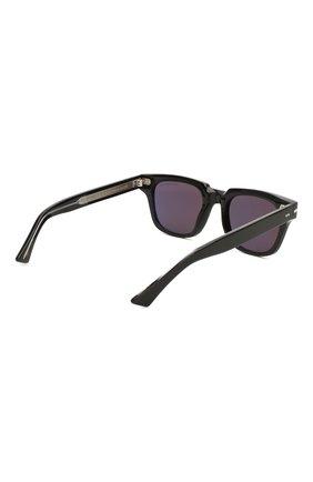 Мужские солнцезащитные очки CUTLERANDGROSS черного цвета, арт. 135505 | Фото 4