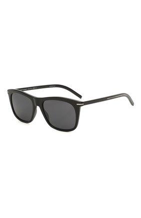Женские солнцезащитные очки DIOR черного цвета, арт. BLACKTIE268S 807 | Фото 1